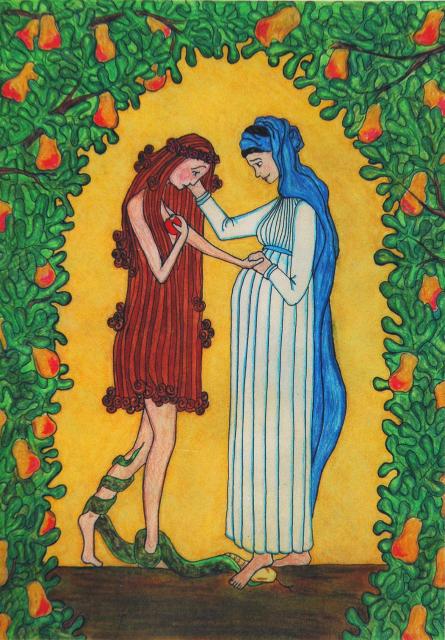 Maryconsolingeve